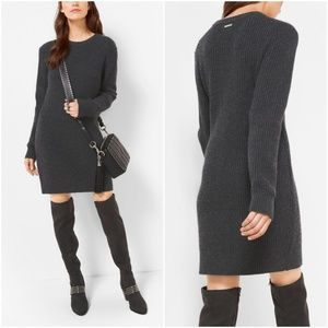 Michael Kors Wool and Cashmere Dress